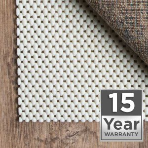 Rug pad 15 year warranty| Brandt Carpet and Tile