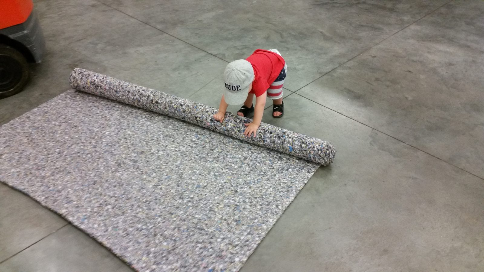 Carpet Cushion for Flooring Installation | Brandt Carpet and Tile