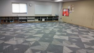 Intermediate School Classroom carpet flooring | Brandt Carpet and Tile