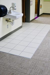Friend Public Schools Kindergarten Classroom | Brandt Carpet and Tile
