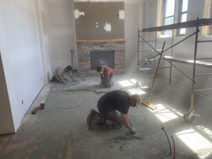 Floor Preparation | Brandt Carpet and Tile