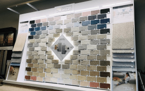 Shaw Color Wall   Brandt Carpet and Tile