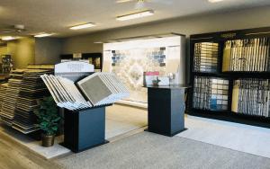 Show Room Entrance | Brandt Carpet and Tile