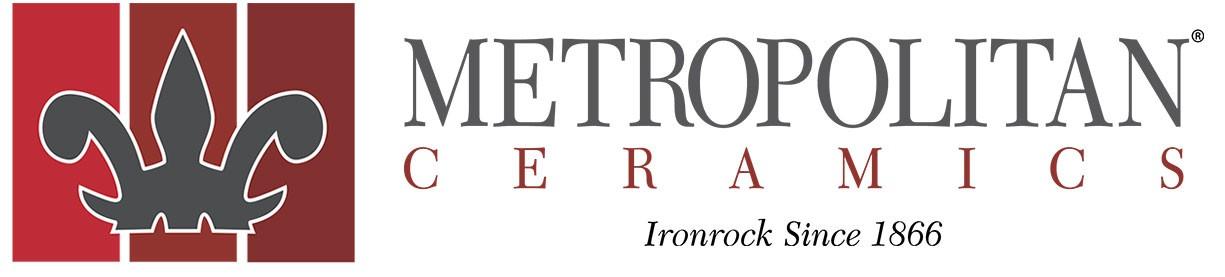 Metropolitan ceramics logo | Brandt Carpet and Tile