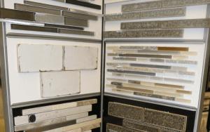 Different Tile Brands available   Brandt Carpet and Tile