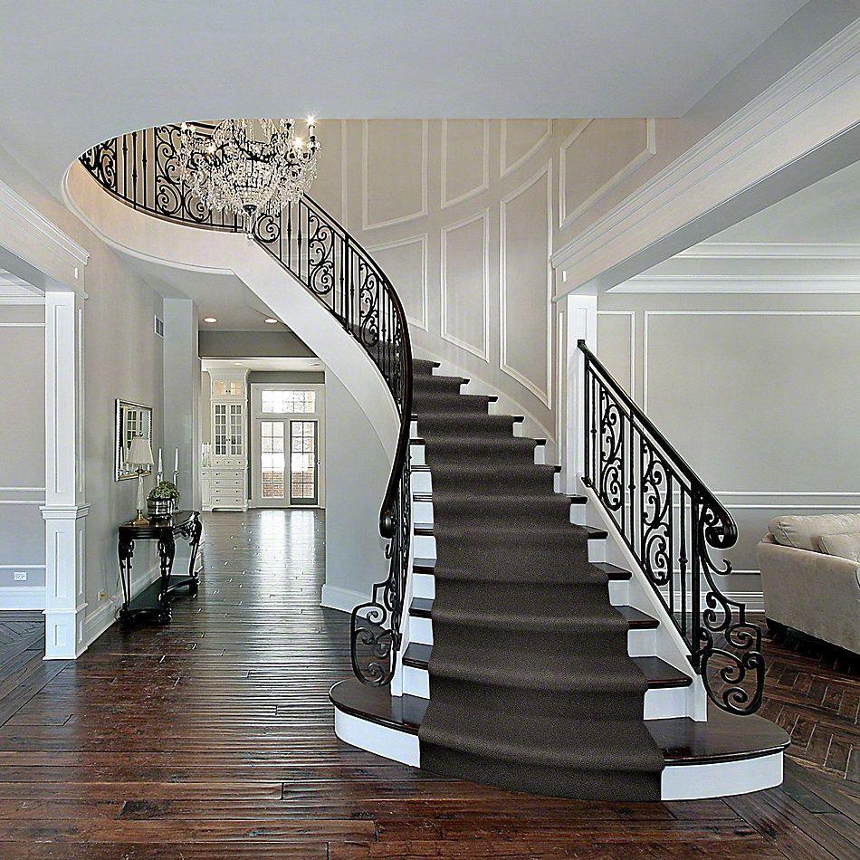 Stairway carpet | Brandt Carpet and Tile